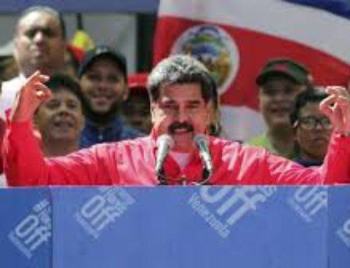 Maduro se atrinchera y rompe relaciones con Colombia.