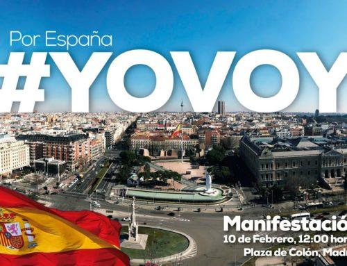 Espanya i Catalans WEB – ¡Histórica asistencia! Más de 100.000 españoles llenan la Plaza de Colón contra Pedro Sánchez y su traición a España