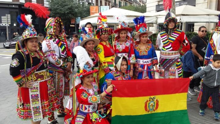 bolivia con el 12O