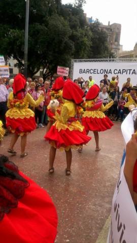 12O danzas