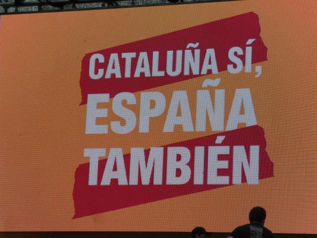 cataluña si españa tambien
