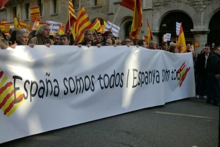 pancarta dia constitucion 2012