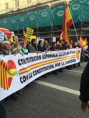 dia constitucion pancarta