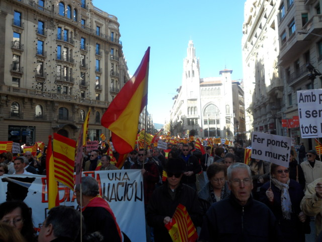 Dia Constitucion 2012 marcha