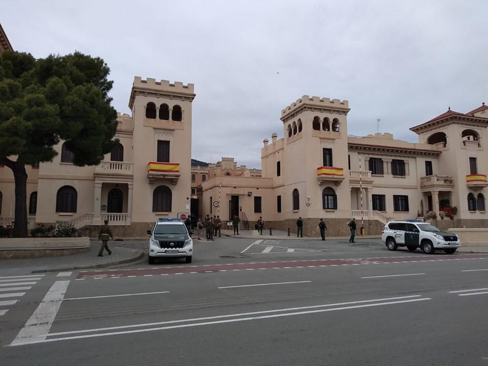 plaza militar