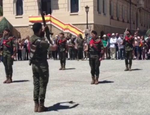 Jornadas conmemorativas por el día de las Fuerzas Armadas 2019