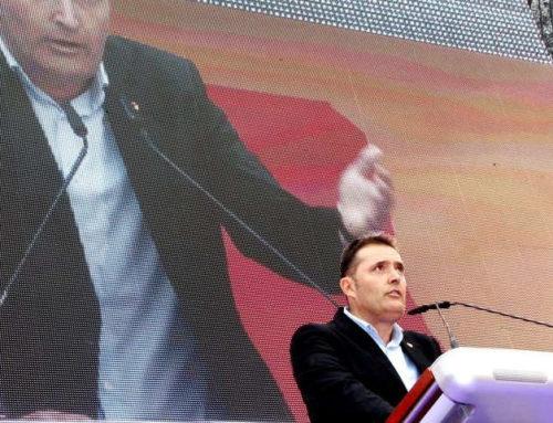 Javier Megino: Tótum Revolútum