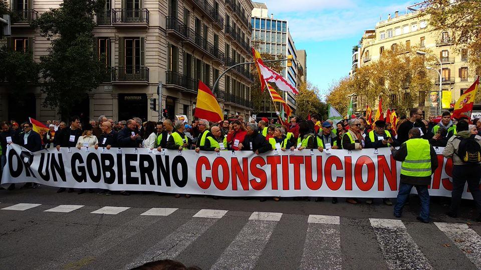 pancarta constitucion