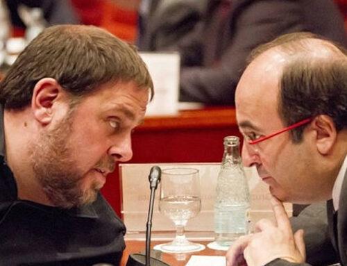 Encuesta: ¿Crees que el PSOE quiere convencer a ERC para que no se realice un consulta de autodeterminación?
