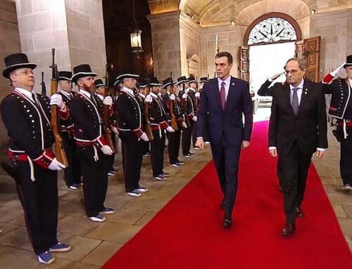 Cataluña Suma Por España rechaza la reunión de Sánchez y Torra