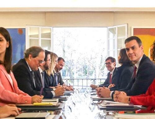 Comunicado de EiC sobre la Mesa de Negociación con los separatistas