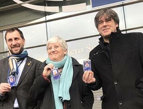 Encuesta: ¿Que te parece que Puigdemont, Comín y Ponsatí, les permita la UE ser eurodiputados?