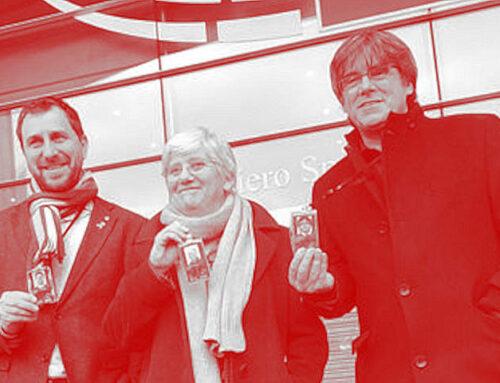 Análisis de Encuesta: ¿Que te parece que Puigdemont, Comín y Ponsatí, les permita la UE ser eurodiputados?