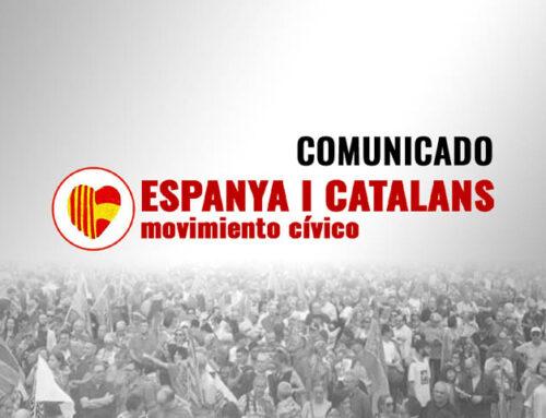 Comunicado en favor de la cúpula de la Guardia Civil cesada por el Gobierno