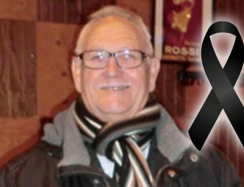 Comunicado: Condolencias por el fallecimiento de nuestro socio Fortunato Pérez