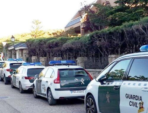 Javier Megino: Vigilancia palaciega