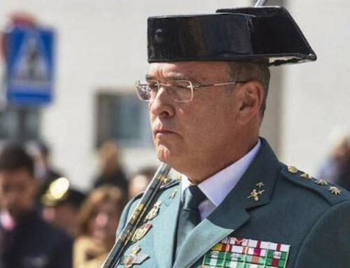Javier Megino: Gracias, coronel Pérez de los Cobos