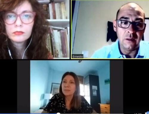Suma de Opiniones 6: Entrevista a Ernesto Vilariño (JUCIL)