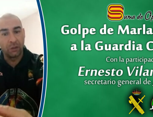 Espanya i Catalans entrevistará al secretario general de JUCIL en directo
