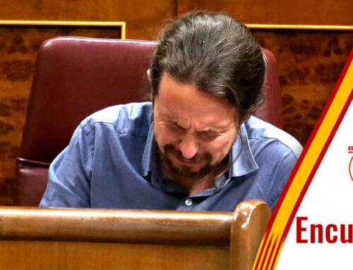 Encuesta 26: ¿Crees que Pablo Iglesias debería dimitir tras el fracaso electoral en el País Vasco y Galicia de Unidas Podemos?
