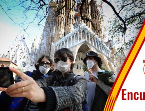 Encuesta 28: ¿Qué opinas del veto a Cataluña, que nos hacen desaconsejándonos como destino turístico?