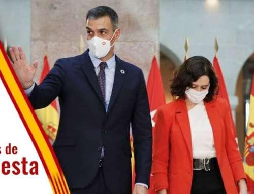 ¿Las elecciones madrileñas son un examen al gobierno nacional?