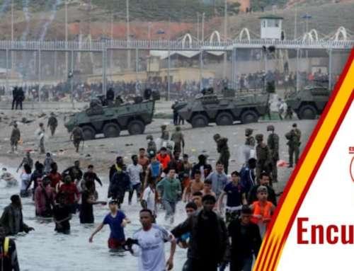 ¿Qué crees que hay detrás de la presión migratoria que sufre Ceuta?