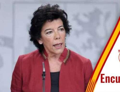 ¿Qué te parece que la Ley Celaá elimine el español como lengua vehicular en las escuelas?