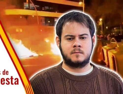 ¿Crees que la Generalitat ha sido permisiva ante los disturbios de la manifestación de Pablo Hasél?