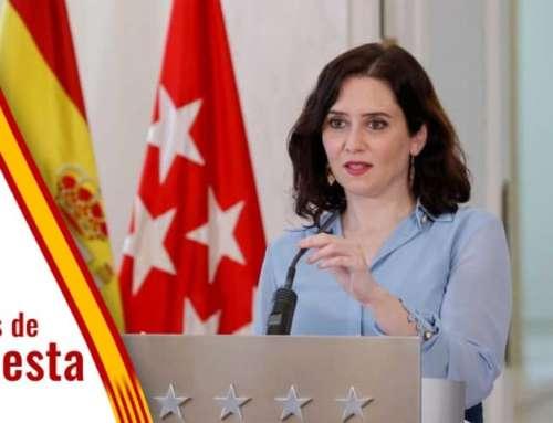 ¿Qué opinas de la dimisión de Ayuso como presidenta de la Comunidad de Madrid?