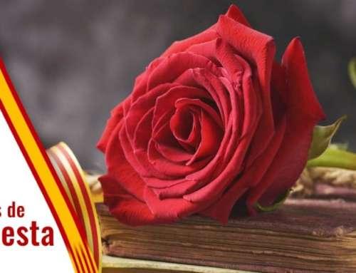 ¿Cómo celebras Sant Jordi?