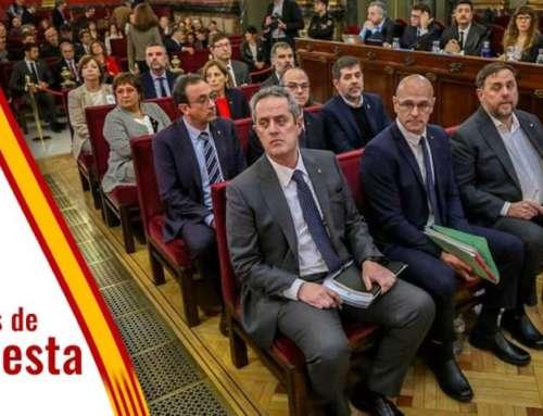 ¿Qué opinas de la posibilidad de indultar a los políticos presos separatistas?