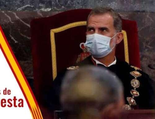 ¿Qué opináis del veto interpuesto al Rey Felipe VI por el Gobierno, en la entrega de despachos a los jueces en Barcelona?
