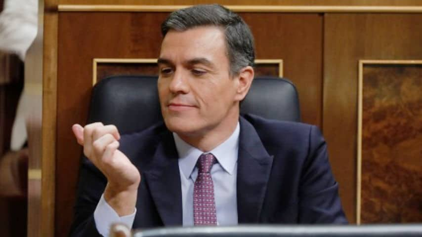 Pedro Sánchez - PSOE