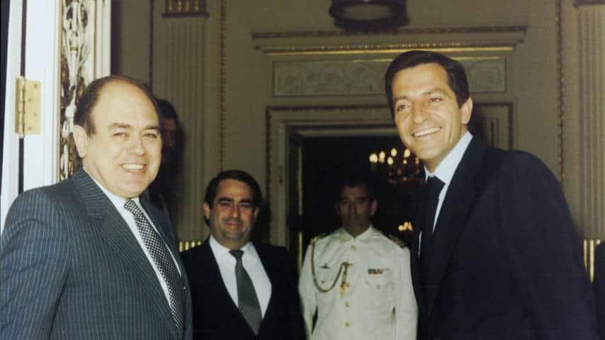 Pujol y Suarez en 1978