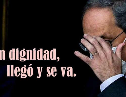 Albert Hidalgo: Sin dignidad, llegó y se va