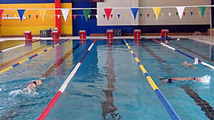 piscina natacion