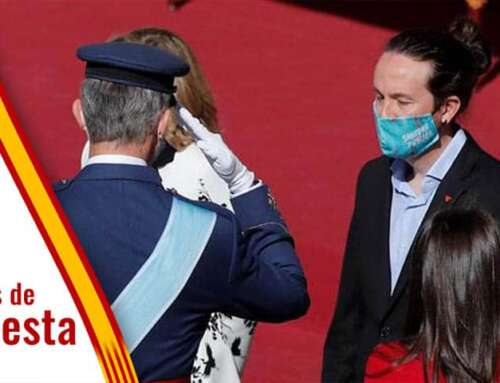 ¿Crees que Pablo Iglesias hizo bien en asistir al acto del 12 de Octubre en Madrid presidido por Felipe VI?