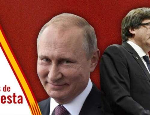 ¿Crees que Rusia apoya al separatismo catalán?