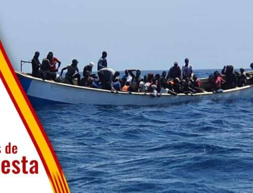 ¿Qué opinas de la llegada masiva de pateras con inmigrantes a las costas Canarias?
