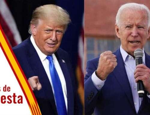 Inmersos en plenas elecciones en EEUU ¿Cuál es tu opinión al respecto?