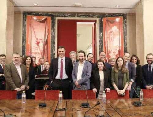 Jesús García: El gobierno sigue apuñalando al idioma español abriendo grietas