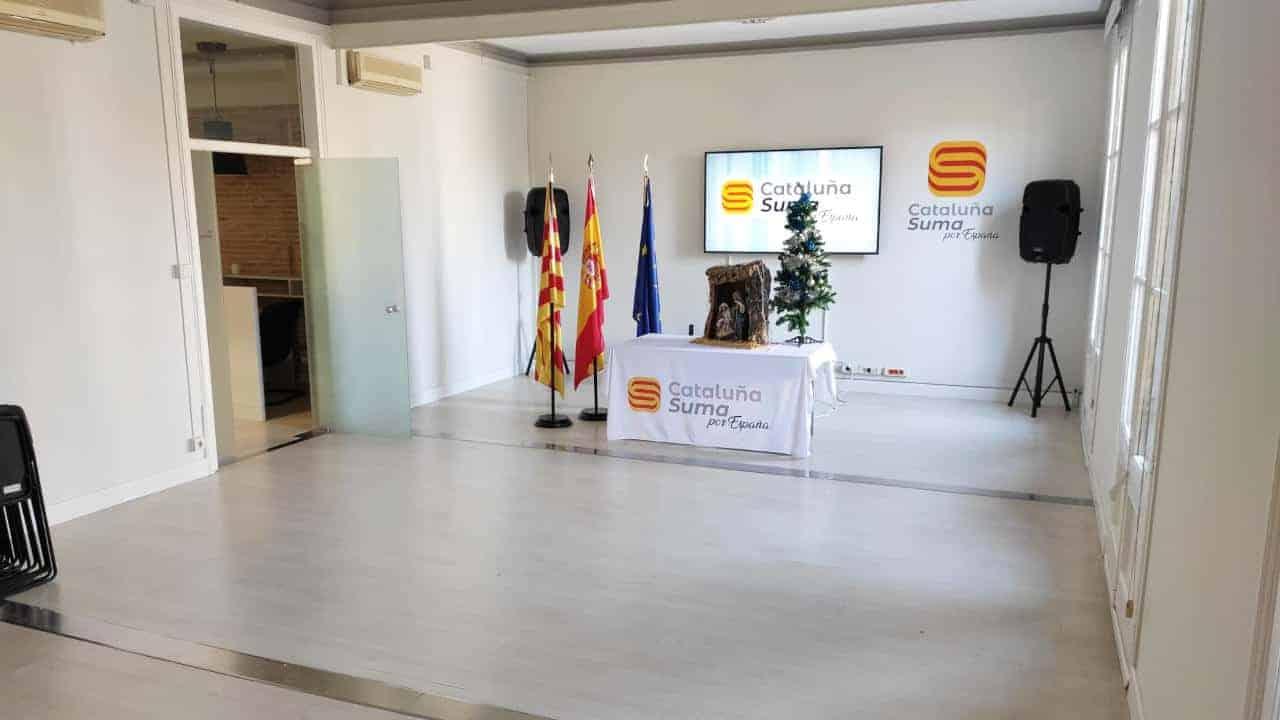 Auditorio Cataluña Suma Por España