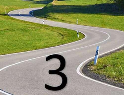 Javier Megino: Agarraos que vienen curvas (Parte 3)