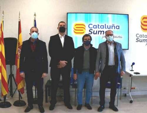 Presidente y Vicepresidente de Espanya i Catalans se reúnen con Martinez-Almeida