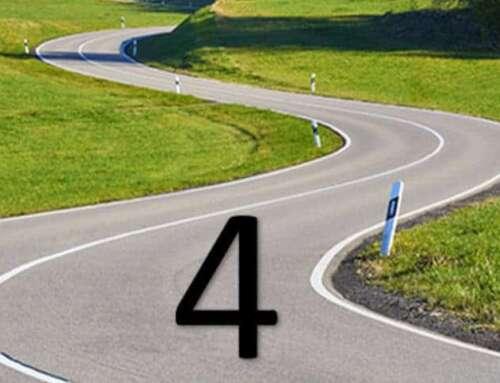 Javier Megino: Agarraos que vienen curvas (4ª Parte)