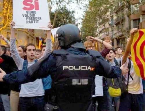 Víctor Milà: Querer a Cataluña, es querer Fuerzas y Cuerpos de Seguridad de España