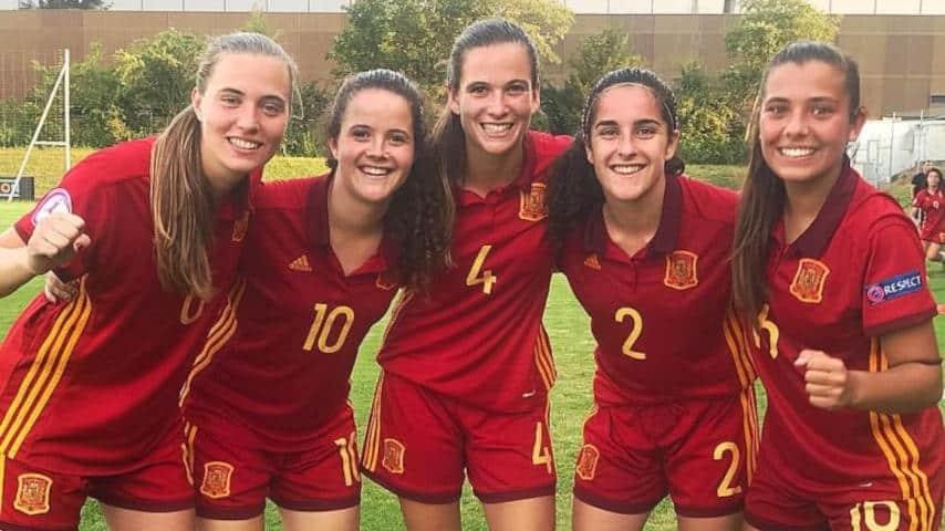 Selección femenina sub 19