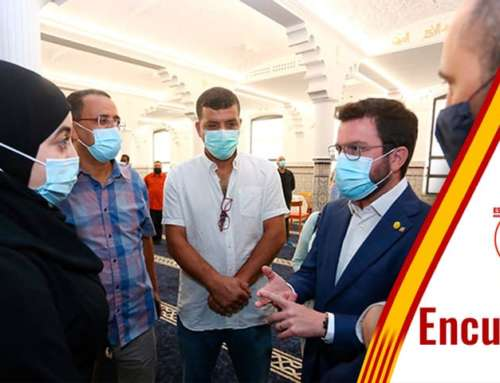 ¿Que opinas de que Cataluña se haya ofrecido para recoger a refugiados Afganos?