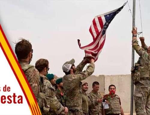 ¿Consideras que queda tocada la imagen de EEUU tras el fiasco en Afganistán?